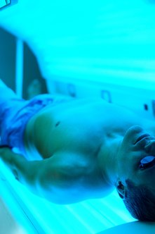 Tanning beds might require additional liability coverage for salon owners.
