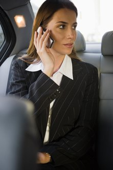 Cellphones and company car service may be a part of an S corporation's fringe-benefit package.