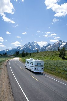 Make some money and see the country by delivering RVs to dealers.