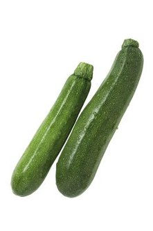 Zucchini can be harvested when the fruits are about 2 inches in diameter.
