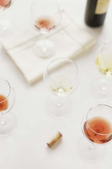 A wine tasting is an example of a marketing hook.