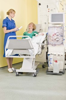 Registered dietitians can help prevent complications in dialysis patients.
