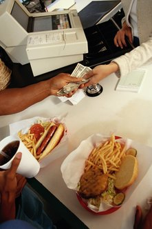 A variety of strategies determines pricing at a fast-food restaurant.