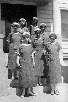 Community health nurses were once limited to public health departments.