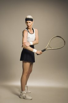 Racket sports can cause lateral epicondylitis.