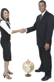 Joint ventures enhance your chances of success in international markets.