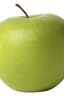 Granny Smith apples are known for their bright greenish-yellow hue.