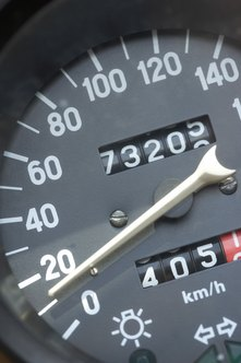 Keep records of your business mileage to qualify for the standard mileage deduction.