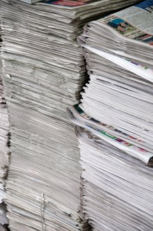 Traditional print newspaper editor jobs will be harder to find as online news continues its popularity.