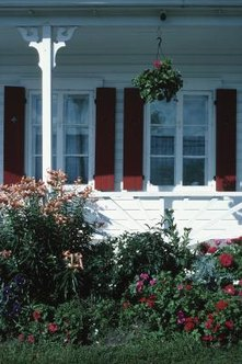 New railing and columns can transform the look of your porch.
