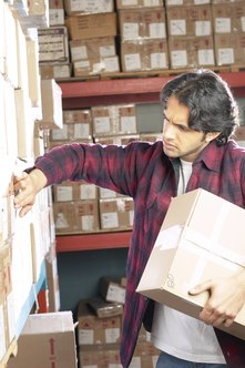Supply technicians safeguard inventories.