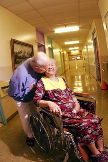 Nursing homes present unique challenges during an emergency.
