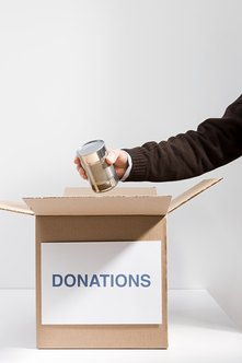 Nonprofits classify donations as restricted or unrestricted contributions.