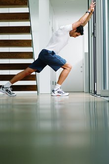 Stretching after your workouts can help relieve muscle ache