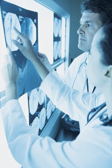 X-rays are the main tool used by radiologists to diagnose.