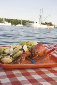 Getting seafood from the ocean to buyers takes careful planning.