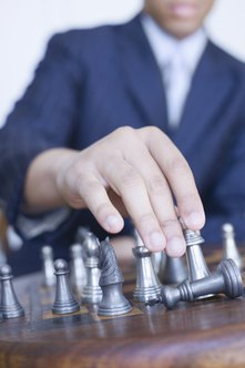 Executives need to think several moves ahead of the competition.