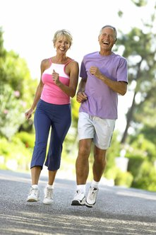 Running burns more calories than power walking the same amount of time.