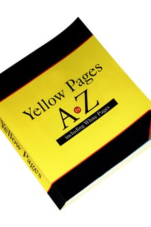 It may seem old-fashioned, but the Yellow Pages can be a valuable resource for business information.