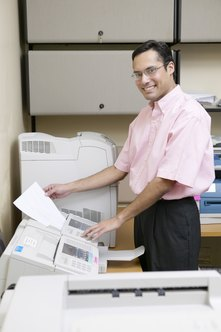 Network printers can be more difficult to configure than directly attached printers.