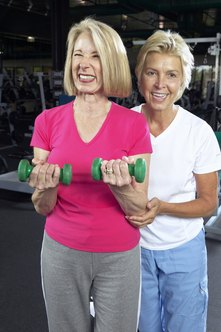 Women in their 40s can benefit from a targeted fitness program.