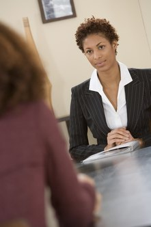 Interviews need to stay focused on the facts relating to the main objective.