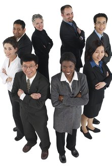 Hiring decisions of many small businesses reflect preference for a diverse workforce.