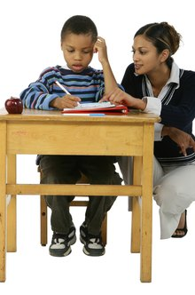 Effective preschool teachers are able to individualize lessons for students.