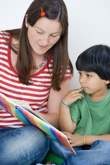 Autism specialists often work on a one-on-one basis with their clients.
