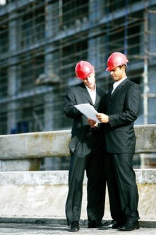 In the event of a contract default, the contractor's accounts receivable may be used to fund the contract completion.