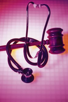 Health care professionals must legally protect themselves from malpractice lawsuits.