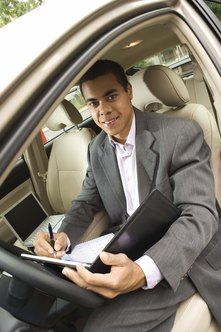 You may deduct certain business driving expenses.