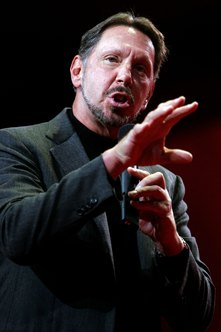 Larry Ellison's Oracle Corp. donated OpenOffice to the Apache Software Foundation in 2012.