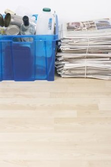 Vinyl planks are a wood look-alike material designed for DIY use.