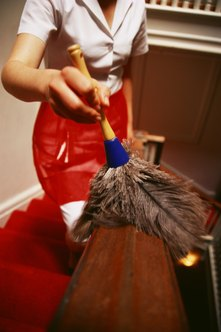 Private clients usually retain housekeepers for weekly or bi-weekly visits.