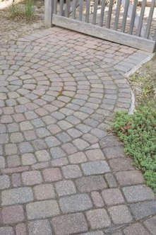 A power washer isn't necessary equipment for proper brick maintenance.