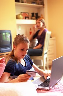 In 2009, about 38 percent of American teens were shopping online.