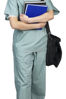 Registered nurses must complete educational requirements.