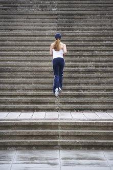 stair climbing good weight loss