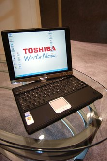 The registered owner's name can be easily changed on a Toshiba computer.