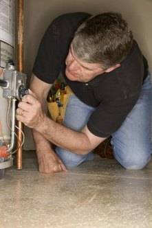 Though some hot water tank noises may require a professional to fix, others can be handled DIY-style.