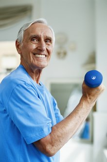 You're never too old to start lifting weights and building muscle.