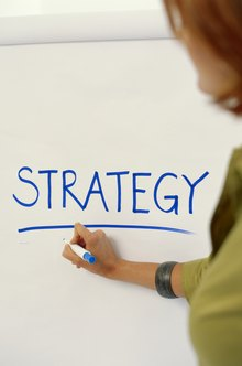 Business owners are typically in charge of strategic plans.