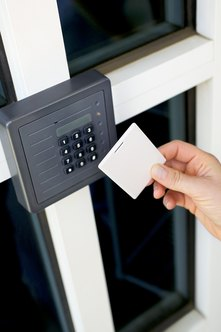 Security system costs include software, hardware and the installation labor.