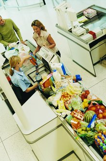 A grocery store is an example of where a job coach might assist clients.