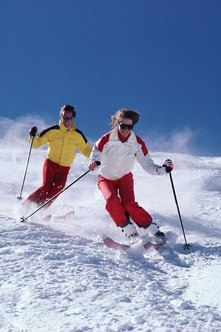 Improve your fitness and improve your skiing performance.
