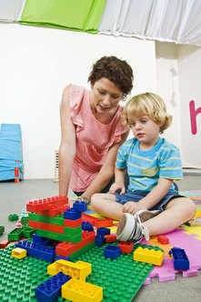 Early interventionists need to be creative and skilled at maintaining a child's interest.