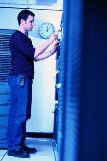 Telecommunications technicians do the work that keeps wired and wireless communication services operating properly.