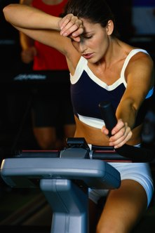 Reduce your exercise workload, and you may find you have more energy.