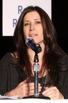 Talent agent Rena Ronson speaks at the 2011 American Film Market Production Conference.